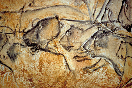 Chauvet France Cave Paintings