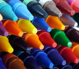 Crayola Crayons Color Tips