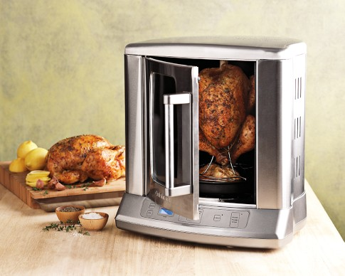 Cuisinart Vertical Electric Rotisserie