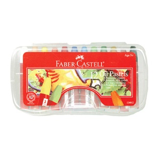 Faber-Castell Oil Pastels 12 ct.