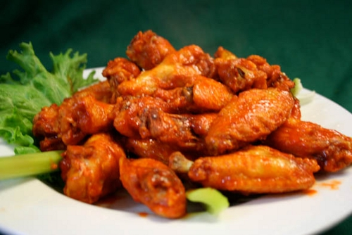 George Foreman Recipe Spicy Chicken Wings