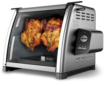 Ronco Showtime 5500 Stainless Rotisserie