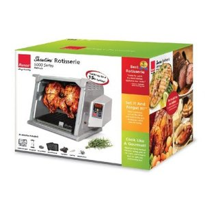 Ronco Showtime Rotisserie Platinum 5000 Box II