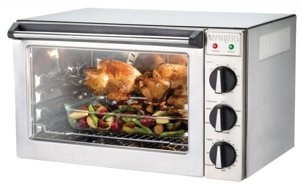 Barbeque Rotisserie Oven