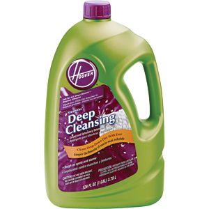 Hoover Deep Cleansing Carpet & Upholstery Detergent