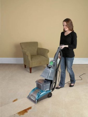 Hoover SteamVac Carpet Cleaning