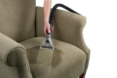 Hoover SteamVac Upholstery Cleaning