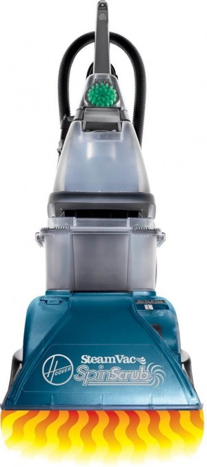 Hoover SteamVac With Clean Surge