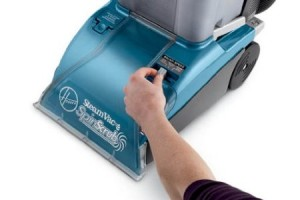 How to Use a Hoover SteamVac