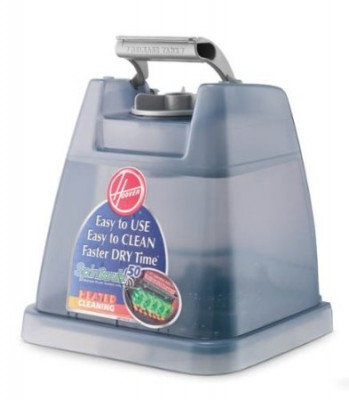 SteamVac Clean Water Solution Tank