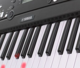 Yamaha Keyboard Model EZ-220