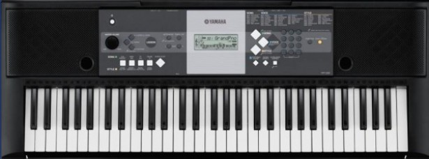Yamaha YPT-230 Full Size Keyboard