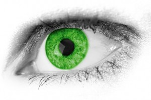 Ways to Improve Vision Green Clear Eye