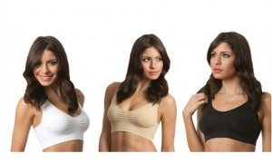 Ahh Bra girl 3 bras 3 colors