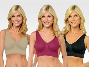 Ahh Bra woman three colors