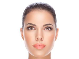 Face & Neck Exercises Beautiful Woman