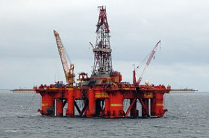Oil Rig Entry Level Jobs - Oil Platform North Sea
