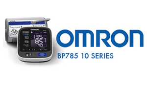 Omron Automatic Blood Pressure Monitor BP785 10-Series