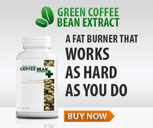Green Coffee Bean Extract - Fat Burner