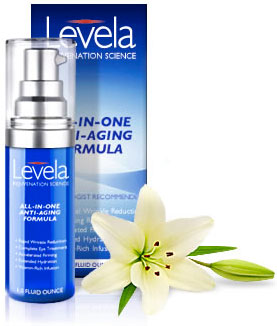 Levela Anti Aging Facial Serum All-in-One Formula