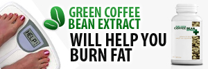 Pure Green Coffee Extract Burn Fat