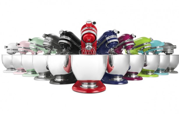 KitchenAid Mixer Artisan Colors