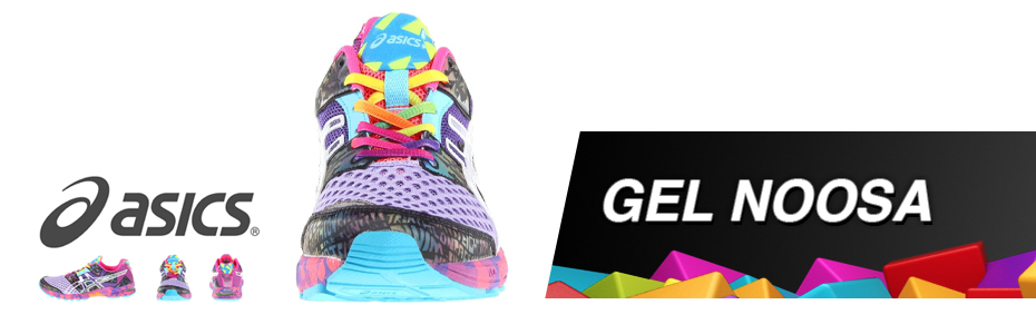 The ASICS Gel Noosa – Tri 8, Try It!