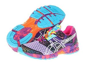 ASICS Lightweight Running Shoes - ASICS GEL Noosa Tri 8 - Impact Distribution