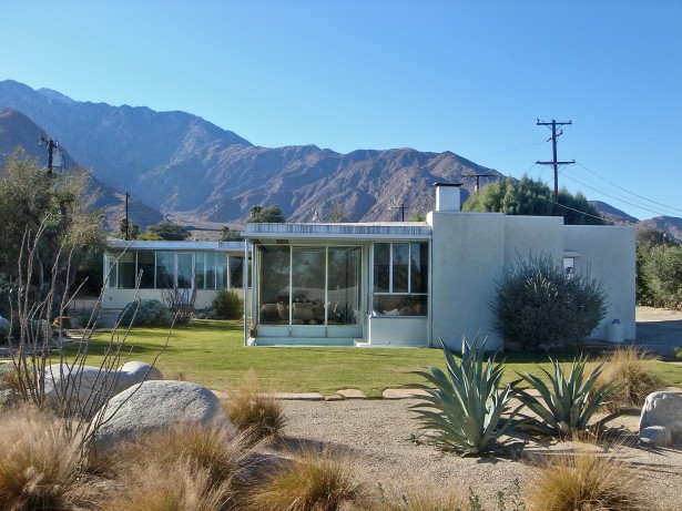 Desert Landscape Ideas - Miller House Palm Springs California