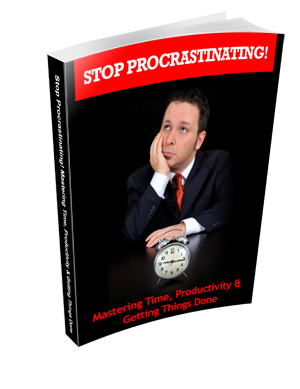 Stop Procrastinating eBook