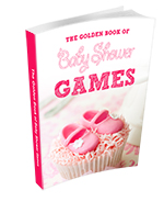 The Golden Book of Baby Shower Games eBook