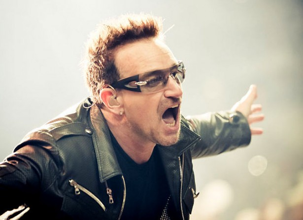 Beginner Singing Lessons - Bono Lead Singer of U2 360 Tour 2011