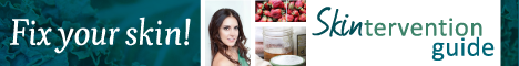 All Natural Skin Care - Fix Your Skin - Skintervention Guide