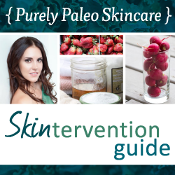 Best Natural Skin Care - Purely Paleo Skincare - Skintervention Guide