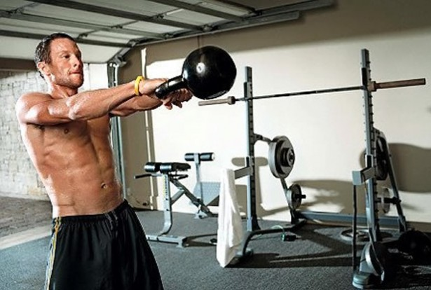 Best Kettlebell Workouts - Kettlebell Fitness Man