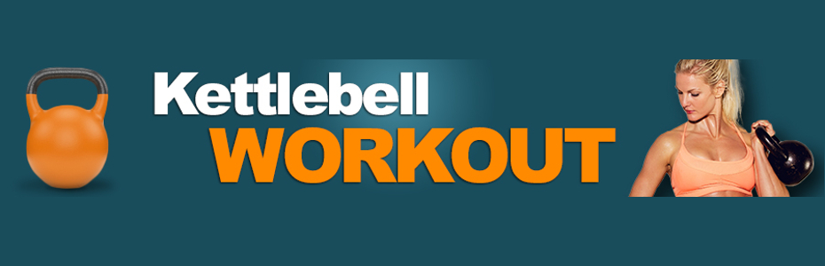 Kettlebell Workout – Swing Into Fitness