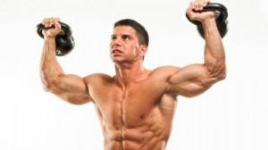 Kettlebell Workouts for Men - Burn Fat and Sculpt Muscles