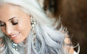 Gray Hair Styles For Everyone – Stay Stylish - Beautiful Gray Haired Woman