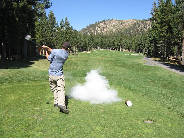 Increase Golf Swing Speed and Control