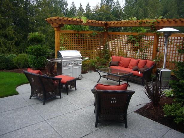 Backyard Landscaping Ideas - Aesthetic Fun | UniqSource.com on No Grass Backyard Ideas  id=55498